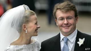 فریسو و همسرش
