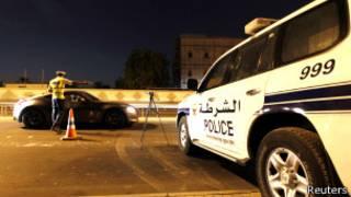 راهبندان پلیس