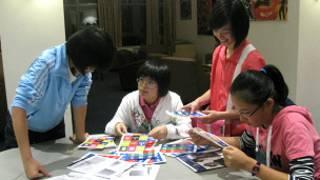米爾菲爾德學校夏令營中國學生(攝影:子川)
