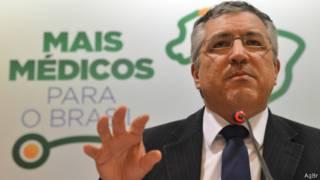 O Ministro da Saúde, Eliseu Padilha. Crédito: Agência Brasil