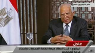 मिस्र के प्रधानमंत्री