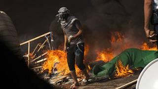 इजिप्टको हिंसा
