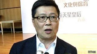 陈健民(香港电台资料图片)