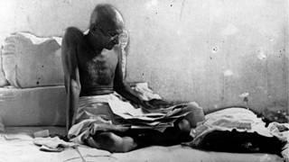 महात्मा गांधी, मोहनदास करमचंद गांधी