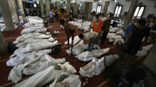 egypt death toll