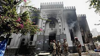 Мечеть Рабаа аль-Адавия