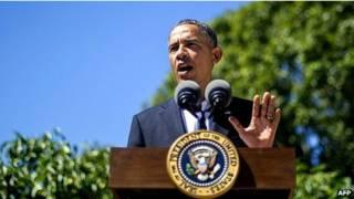 Presidente Barack Obama | Foto: AFP