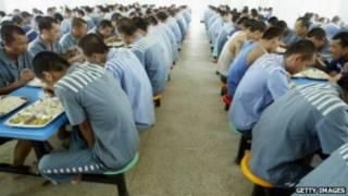चीन के कैदी