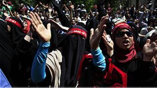 حامیان اخوان المسلمین