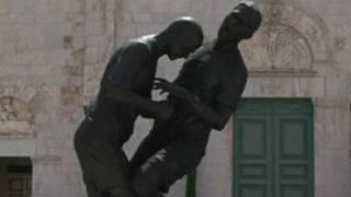 Qatar removes zidan headbutt statue