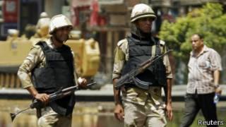 Des mesures de sécurité exceptionnelles ont été prises par l'armée dans tout le pays.