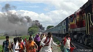 india bihar train