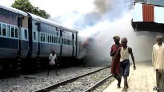 भारतीय ट्रेन (फ़ाइल फ़ोटो)
