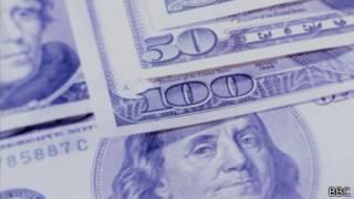Dólar / Foto: BBC