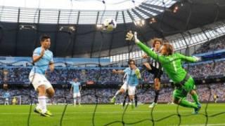 Goli la pili la Manchester City