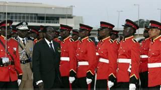 Mugabe katika mkutano wa SADC nchini Malawi