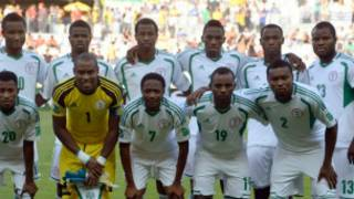 L'équipe nationale du Nigeria