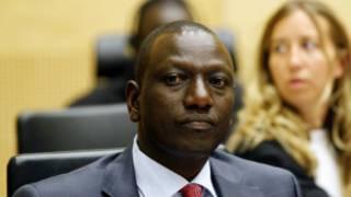 Mataimakin shugaban Kenya, William Ruto