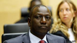 William Ruto muri ICC