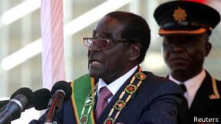 Роберт Мугабе (13 августа 2013 года)