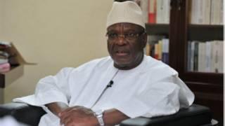 Shugaba Ibrahim Boubacar Keita.