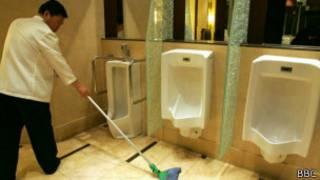 Banheiro público (foto: BBC)