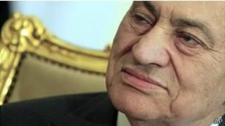 Tsohon shugaban kasar Masar, Hosni Mubarak