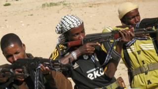 索馬里青年黨武裝