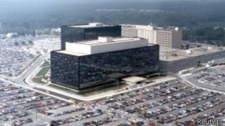 NSA binası