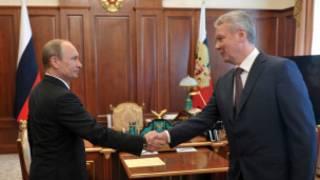 Путин ва Собянин