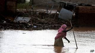 Inundaciones Sudán
