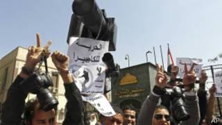 صحفيون مصريون