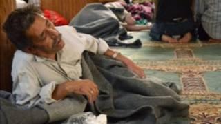 Wani majinyaci a Syria
