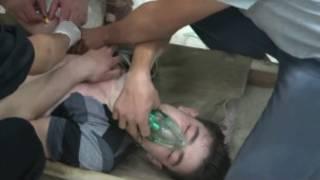 सीरिया रासायनिक हमला
