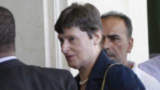 Angela Kane, wakiliyar Majalisar Dinikin Duniya