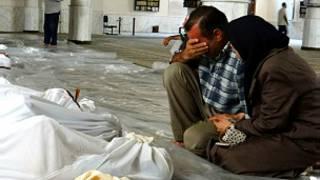 सिरियामा रासायनिक हमला