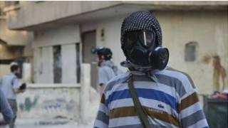 Harin makamai masu guba a Syria