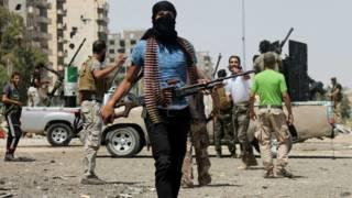 सीरिया के विद्रोही