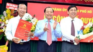 Ra mắt Ban Nội chính Thành ủy TP HCM