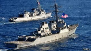 Военно-морской флот США