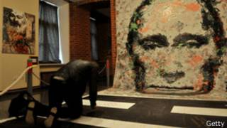 "Выставка ""Правители"" Константина Алтунина"