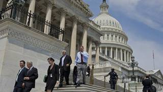Capitólio, em Washington | Foto: AP