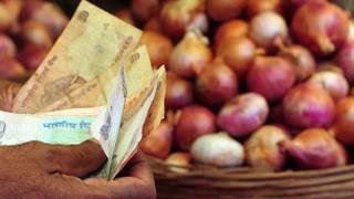 Rúpias e cebolas (foto: AFP)