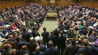英國議會下院