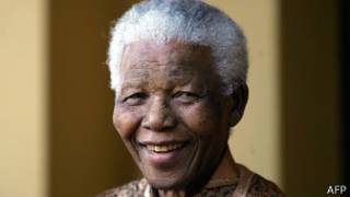 Нельсон Мандела (14 июня 2005 года)
