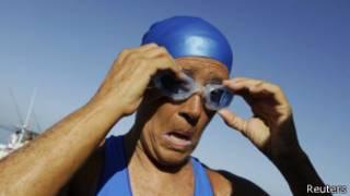 Nadadora Diana Nyad