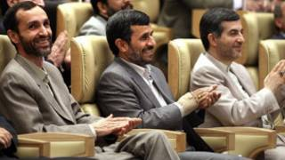 بقایی، احمدی نژاد و مشایی