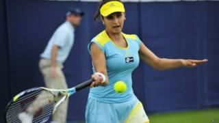 सानिया मिर्ज़ा, टेनिस, सिंगल्स