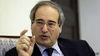 Mataimakin Ministan harkokin wajen Syria, Faisal Mekdad