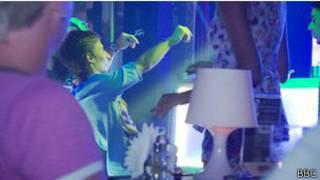 Clube Lighthouse Cabaret | Foto: BBC